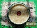 红糖桃花粥的做法